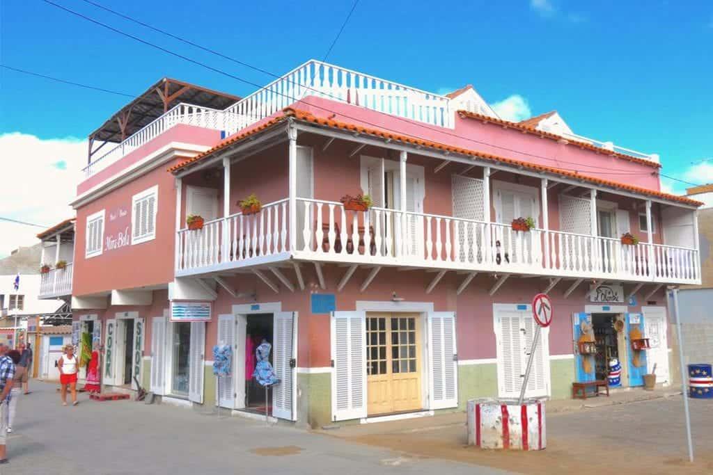 Hotel Mirabela Sal Cape Verde