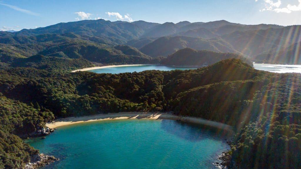 Abel Tasman National Park South Island