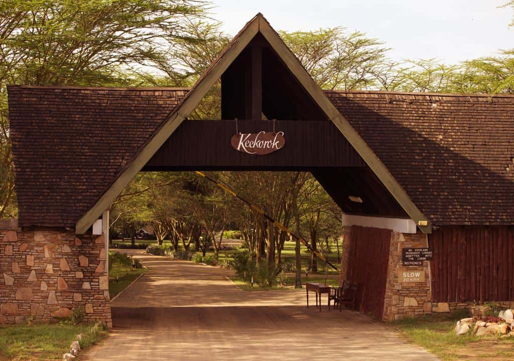 Keekorok Lodge Maasai Tribe Kenya