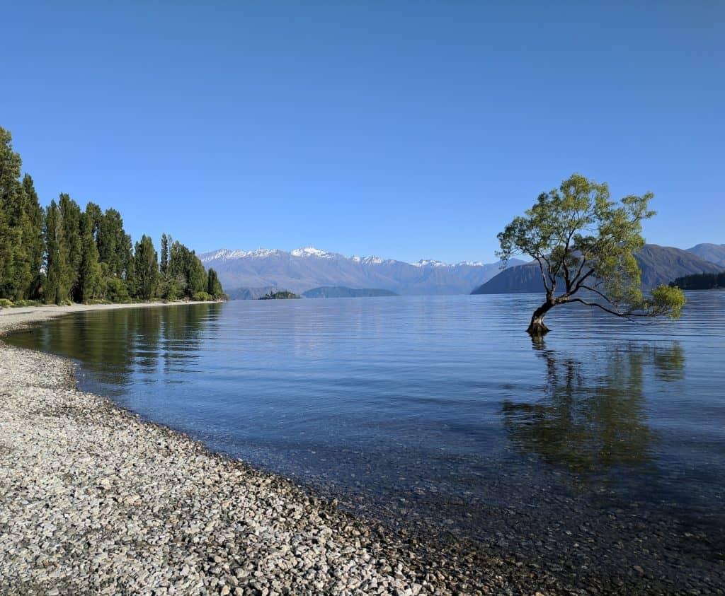 Lake Wanaka South Island