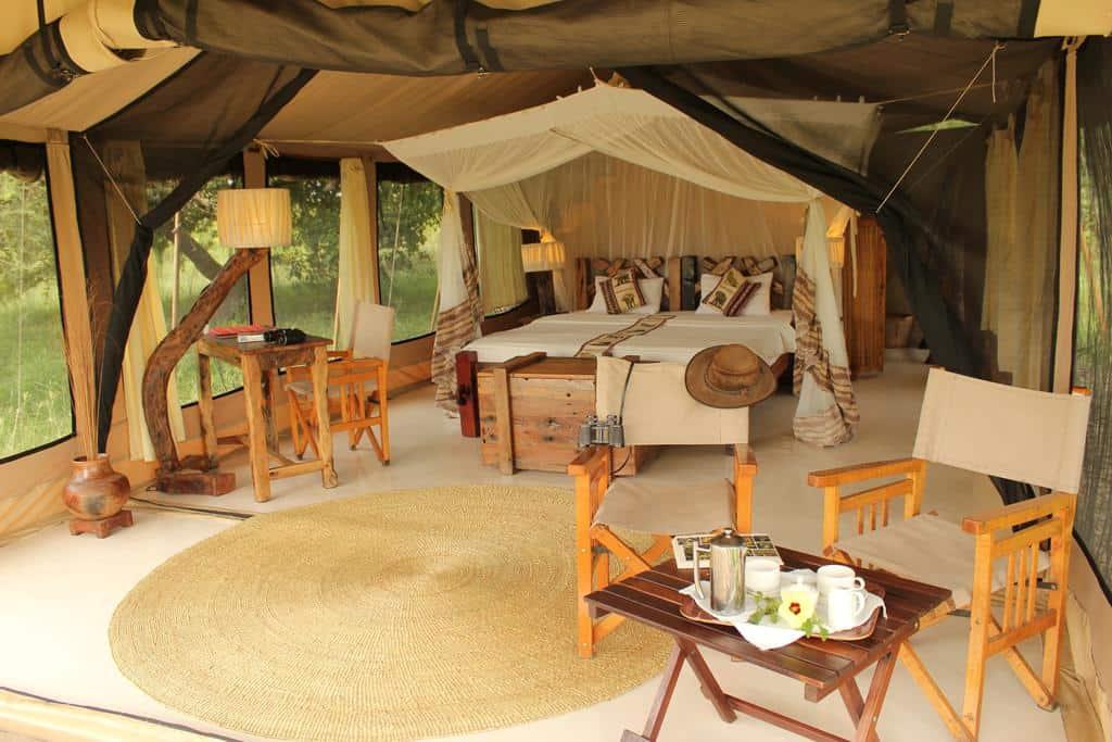 Mapito Tented Camp Serengeti Tanzania Maasai