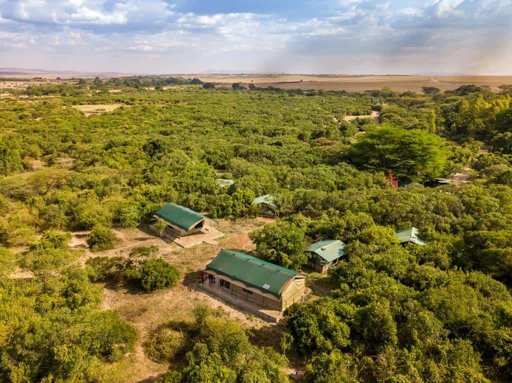 Mara Big Five Lodge