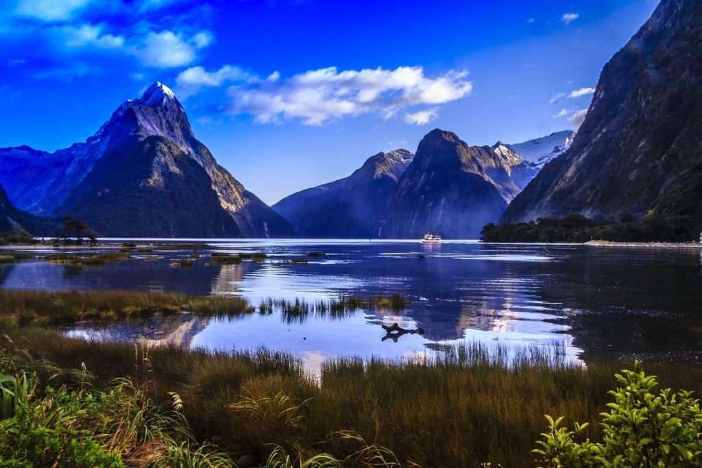 Milford Sound New Zealand South Island