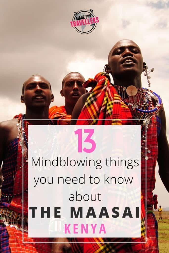Maasai Tribe Kenya Tanzania Serengeti