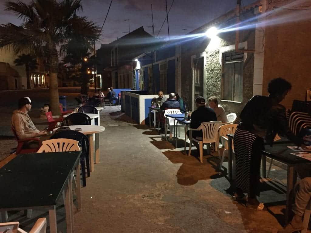 Sal Cape Verde Bar di Nos