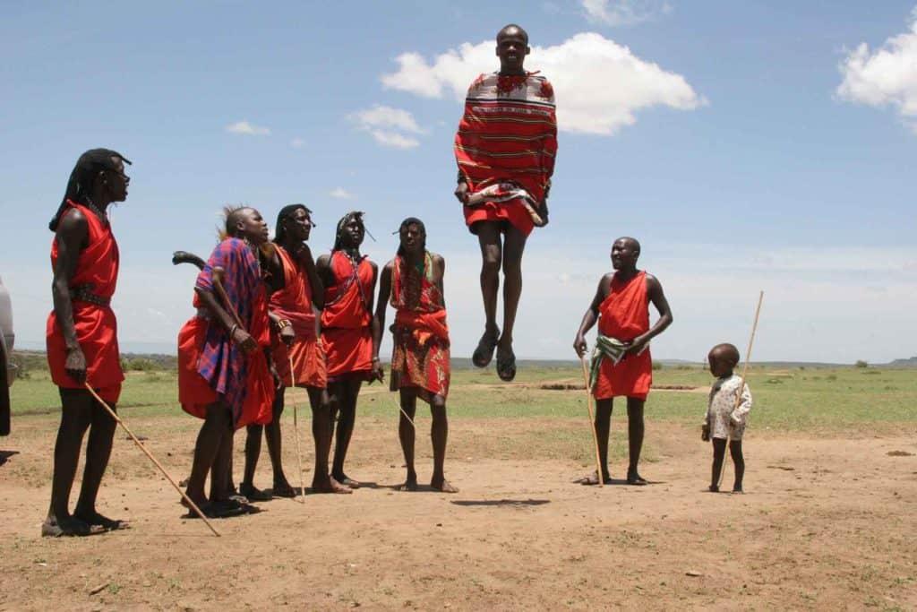 Masaai tribe kenya tanzania