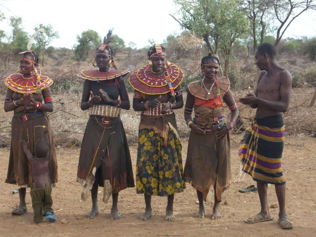Samburu tribe Tanzania