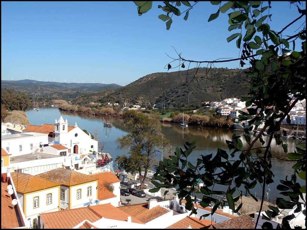 Alcoutim Portugal Algarve