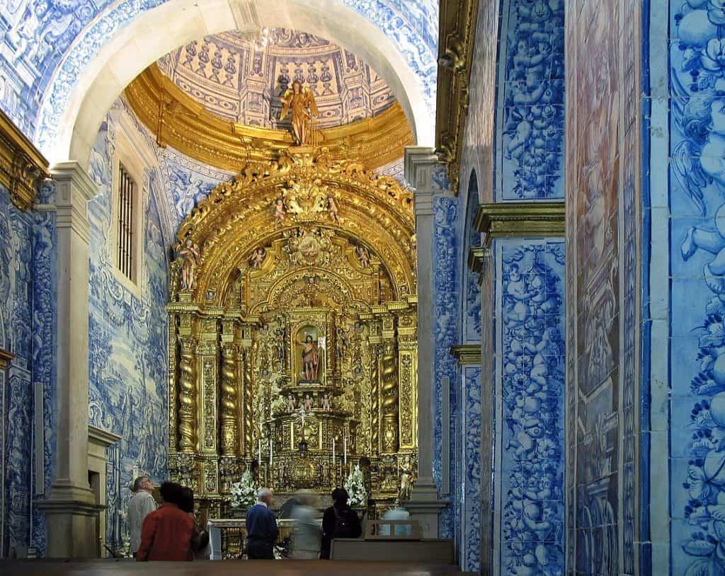 Church Sao Lourenco Portugal