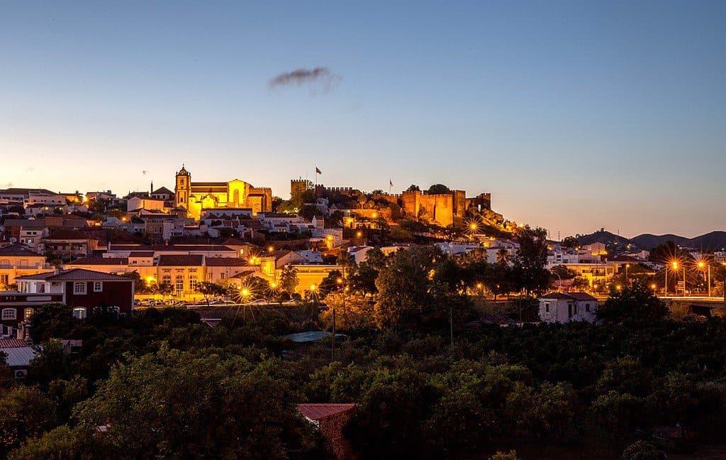 Castello Silves Portugal