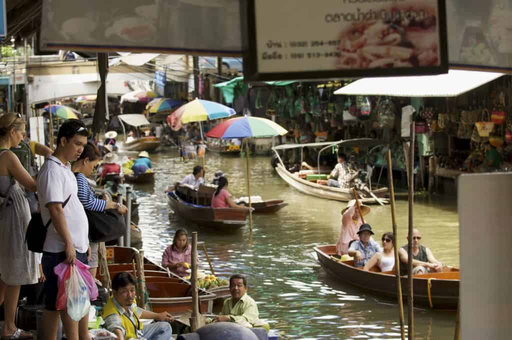 Places to visit in Thailand