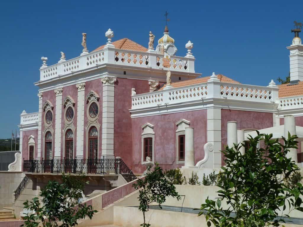 Estoi Palace Faro Portugal