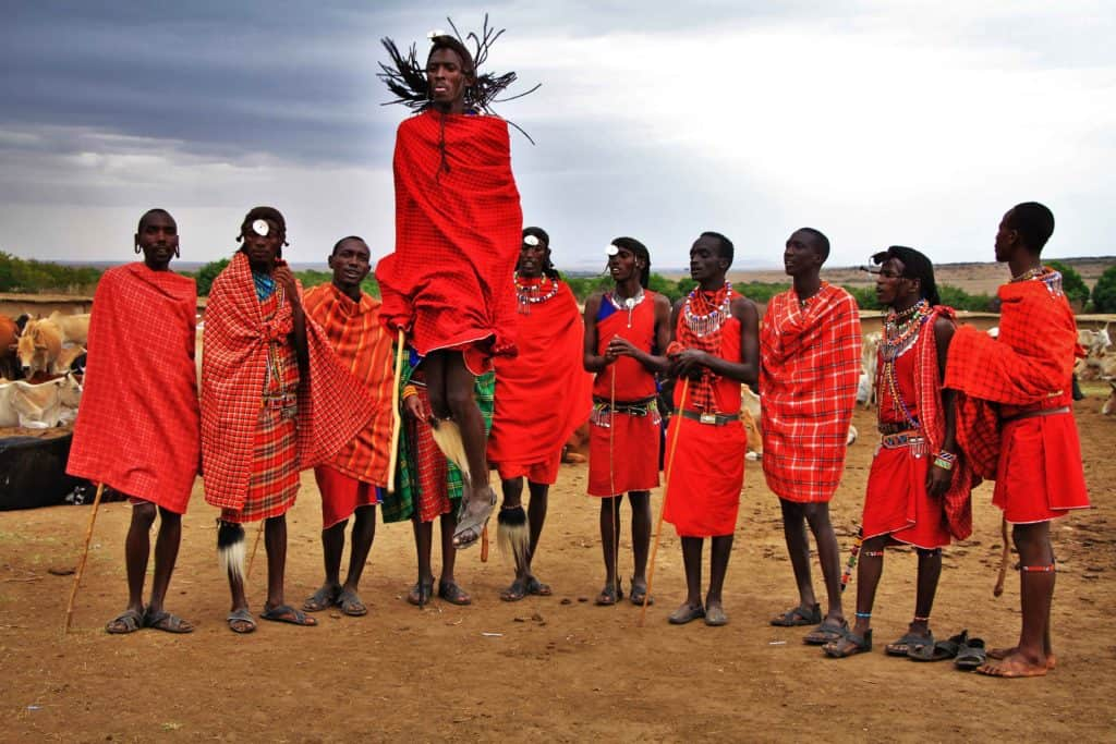 Masaai Kenya