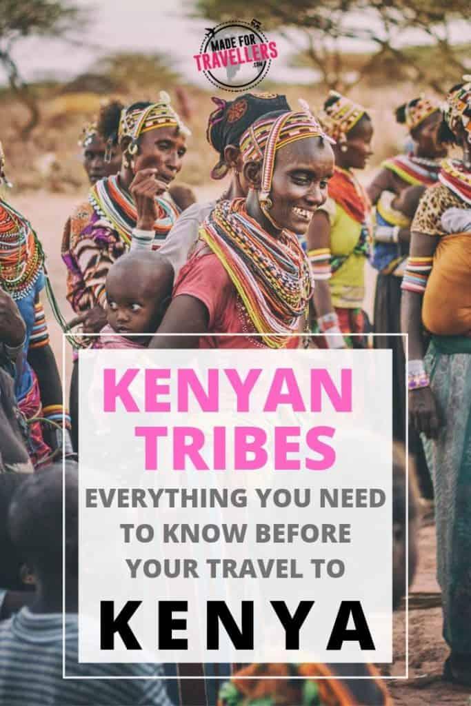 Pinterest Kenyan Tribes