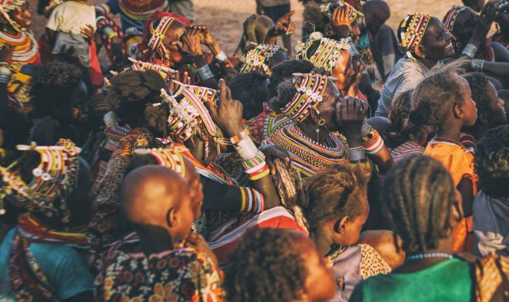 Rendille Kenyan Tribe