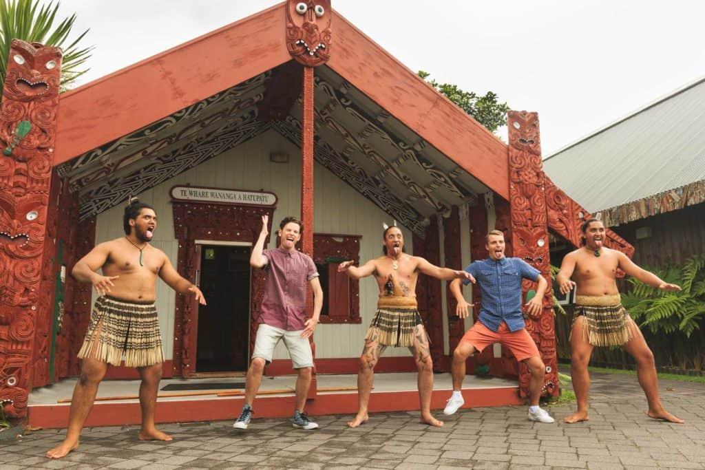 New Zealand North Island Rotorua