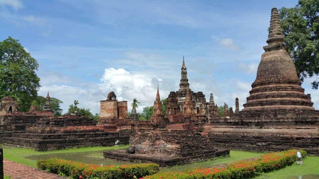 Sukhothai Thailand places to visit