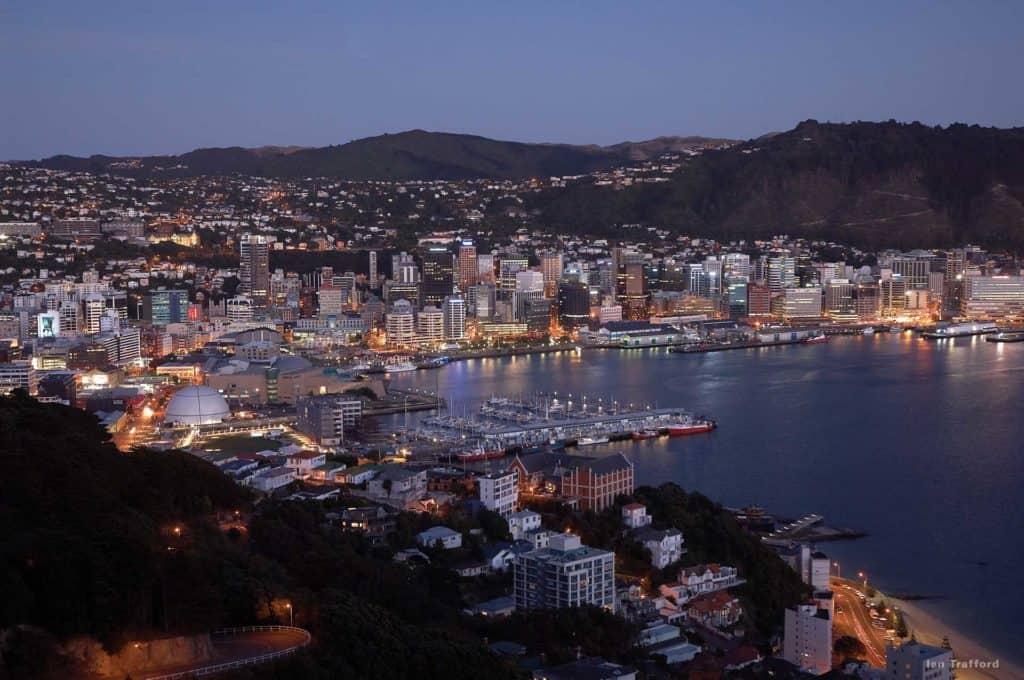 Wellington North Island New Zealand