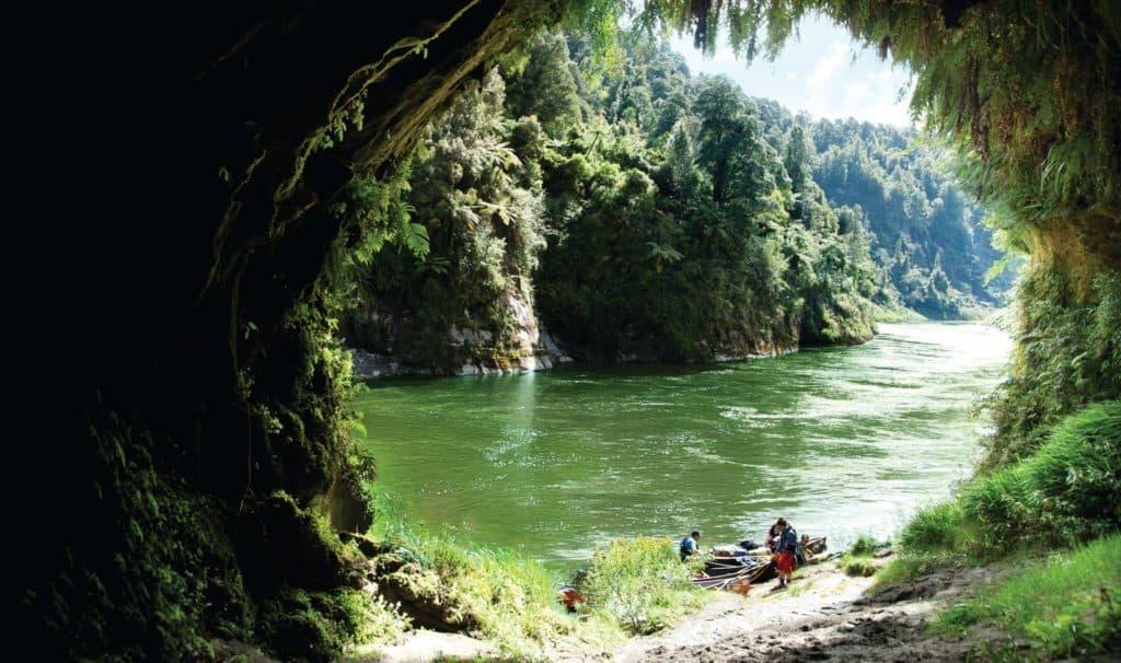 Whanganui river New Zealand