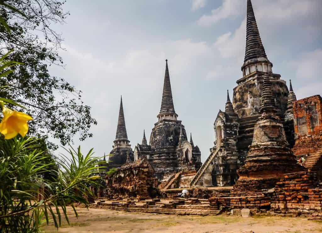 Thailand Ayyuthaya