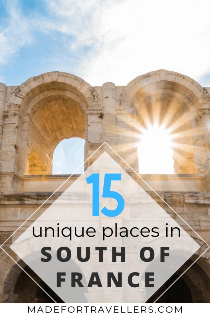 South of France Pinterest