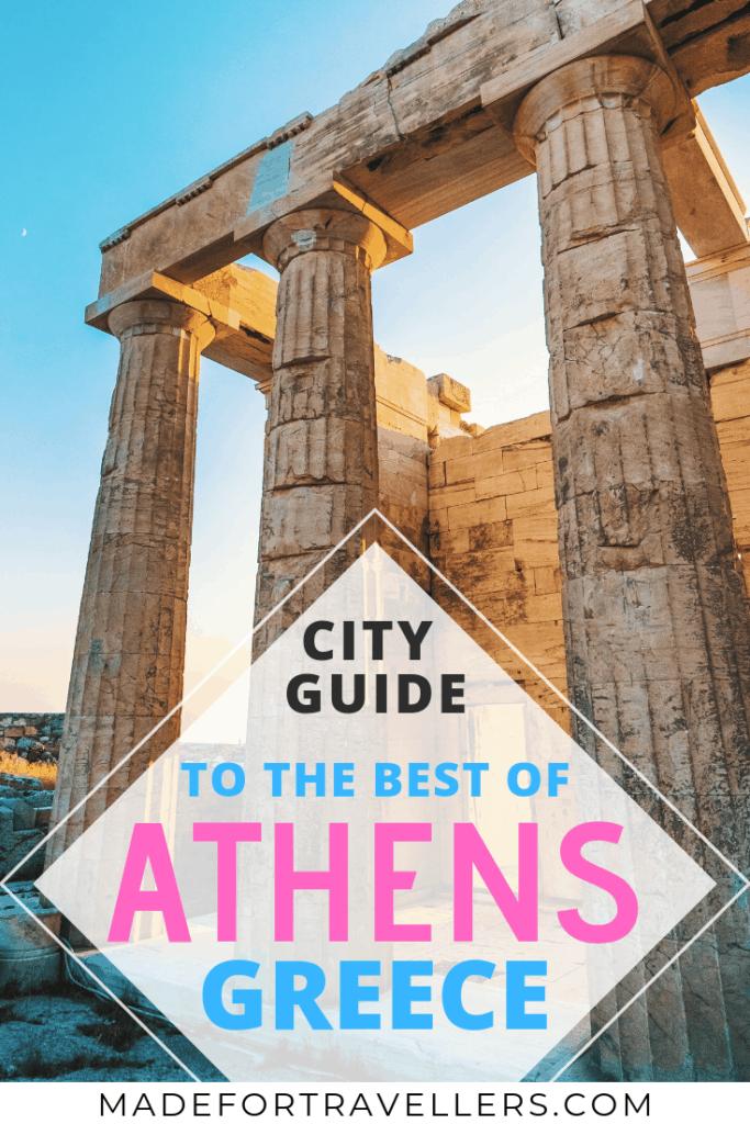 Athens Greece Pinterest