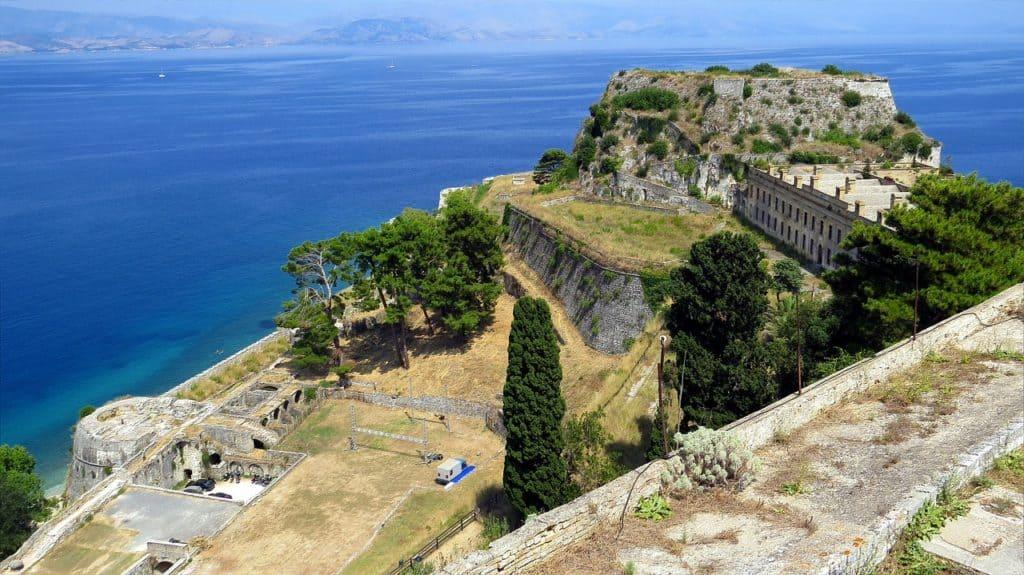 Corfu Fort