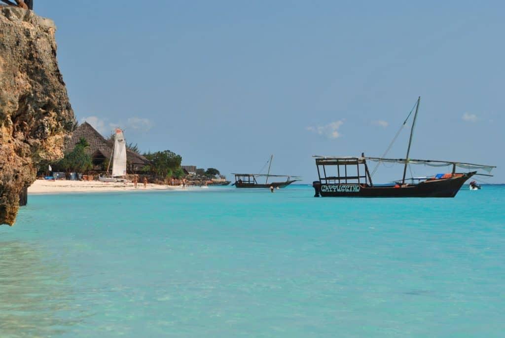 Zanzibar Kenya Itinerary